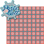 Setting Sail: Ports of Call 2 Piece Laser Die Cut Kit