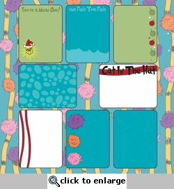 Seuss: Journaling Cards