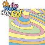 Seuss: Oh, The Places You'll Go 2 Piece Laser Die Cut Kit