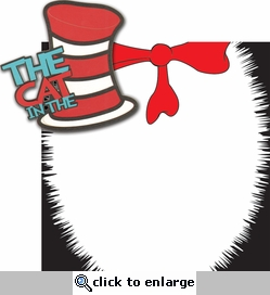 Seuss: The Cat In The Hat Laser Die Cut Kit