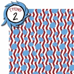 Seuss: Thing 2 2 Piece Laser Die Cut Kit