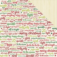 Shimelle Christmas: Celebrate 12 x 12 Double-Sided Cardstock