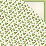 Shimelle Christmas: Holly 12 x 12 Double-Sided Cardstock