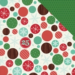 Shimelle Christmas: Wonder 12 x 12 Double-Sided Cardstock
