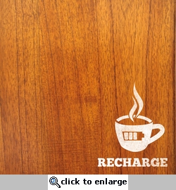 Simple Sayings: Recharge 12 x 12 Paper