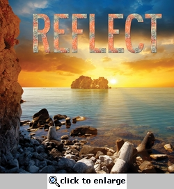 Simple Sayings: Reflect 12 x 12 Paper