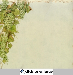 Simply White 12 x 12  Double-Sided Shimmer Paper