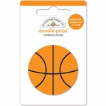 Slam Dunk: Basketball Doodle-Pops 3D Stickers