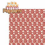 Snacktastic: Popcorn 2 Piece Laser Die Cut Kit
