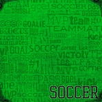 Soccer 12 x 12 Double-Sided Paper