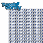 Social Butterfly: Tweet Worthy 2 Piece Laser Die Cut Kit