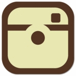 Social Media: Instagram Laser Die Cut