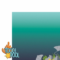 Something Fishy: Touch Pool 2 Piece Laser Die Cut Kit
