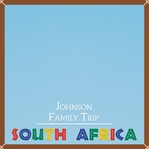 South Africa: South Africa Custom 12 x 12 Paper