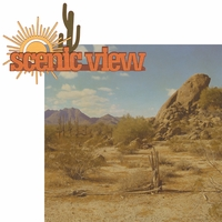 <font color=#f58e8f>SYT♥</font><font color=#006666>Southwest: Scenic View 2 Piece Laser Die Cut Kit</font>
