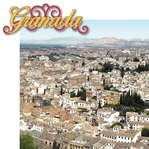 Spain: Granada 2 Piece Laser Die Cut Kit