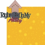 Spare Me: Right Up My Alley Laser Die Cut Kit