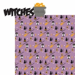 Spooktastic: Witches 2 Piece Laser Die Cut Kit