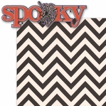 Spooky 2 Piece Laser Die Cut Kit