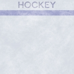 Sports Galore: Hockey 12 x 12 Paper