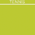 Sports Galore: Tennis 12 x 12 Paper