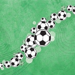 Sports Head On: Soccer 12 x 12 Double-Sided Paper