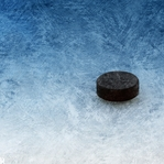 Sportsmanship: Hockey Puck 12 x 12 Paper