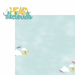 Spring: Head in the Clouds 2 Piece Laser Die Cut Kit