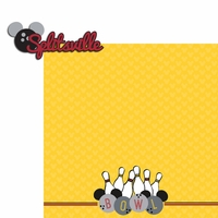 Springs: Splitsville 2 Piece Laser Die Cut Kit