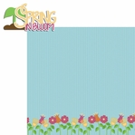 Springtime: Spring in bloom 2 Piece Laser Die Cut Kit