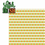 St. Patrick's Day: Luck Of the Irish 2 Piece Laser Die Cut Kit