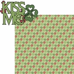 St. Patty's: Kiss Me 2 Piece Laser Die Cut Kit