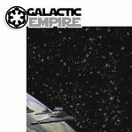 Star Wars: Galactic Empire 2 Piece Laser Die Cut Kit