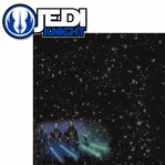 Star Wars: Jedi Knight 2 Piece Laser Die Cut Kit