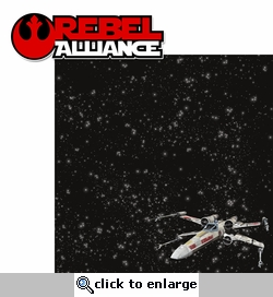 Star Wars: Rebel Alliance 2 Piece Laser Die Cut Kit