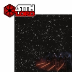 Star Wars: Sith Lord 2 Piece Laser Die Cut Kit