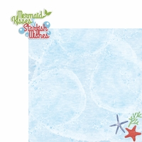 Starfish: Kisses and Wishes 2 Piece Laser Die Cut Kit