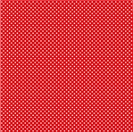 Strawberry Dot 12 x 12 Glitter Paper