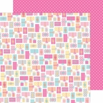 Sugar Shoppe: Gifts Galore 12 x 12 Double-Sided Cardstock