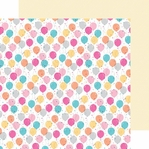 Sugar Shoppe: Sweet Celebration 12 x 12 Double-Sided Cardstock