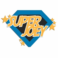 Super Kid: Custom Super Kid Boy Laser Die Cut