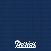 Superbowl LI: Patriots 12 x 12 Paper