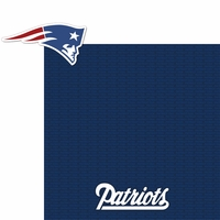 Superbowl LI: Patriots 2 Piece Laser Die Cut Kit