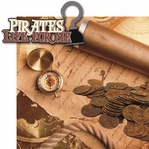 Swashbuckler: Pirates Life For Me 2 Piece Laser Die Cut Kit