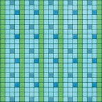 Swimming Pool Tiles 12 x 12 Double-Sided Paper