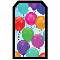 SYT Tag-UR-It Birthday Balloons Photo Tag