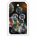 SYT Tag-UR-It Bubbles Photo Tag