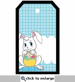 SYT Tag-UR-It Easter Bunny Photo Tag
