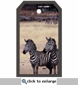 SYT Tag-UR-It Zebras Photo Tag
