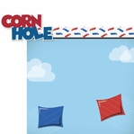 Tailgate: Corn Hole 2 Piece Laser Die Cut Kit
